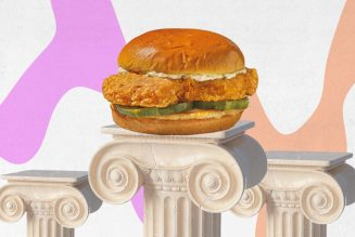 Popeyes has a new fish sandwich for Lent, but can it top that viral chicken magic?
