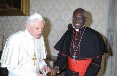 The contributions of Robert Cardinal Sarah as a prophetic spiritual father will continue…