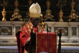 The Pope's acceptance of Cardinal Sarah's resignation probably wasn't adversarial, but it likely was political…