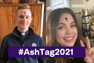 There's more to Lent 2021 than virtual-ash selfies and giving up (fill in the blank)…