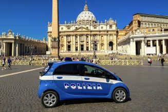 Vatican prosecutors have cell phone of 'Becciu's spy'…