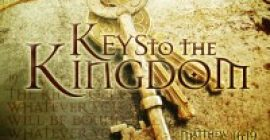 What did Peter do with the Keys of the Kingdom (Matthew 16:19)?