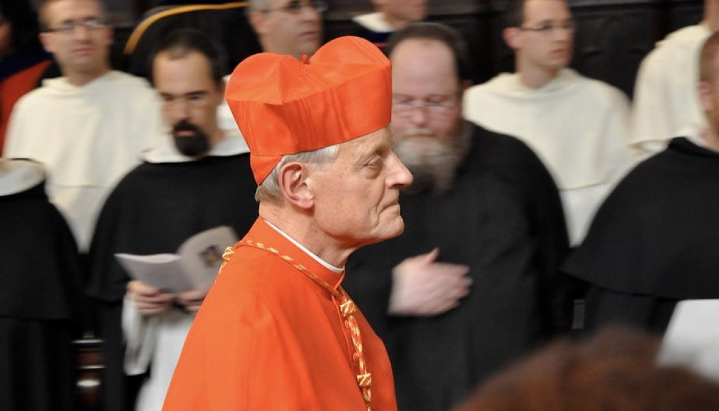 Archdiocese of Washington defends Cardinal Wuerl's $2,000,000 fund for 'continuing ministry activities' during COVID-19 shutdown…