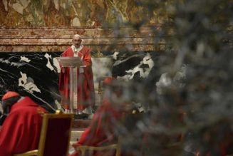 At Angelus, Pope Francis prays for Indonesian Catholics injured in Palm Sunday cathedral bombing…