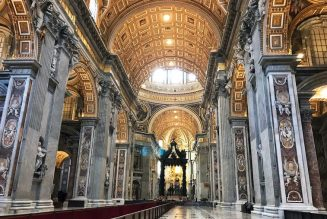 Cardinal Burke expresses 'deepest concerns' about Vatican's instruction on Mass in St. Peter's Basilica, says it should be rescinded…