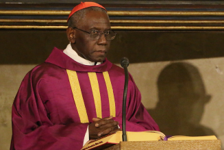 Cardinal Sarah joins calls to withdraw rules suppressing individual Masses in St. Peter's Basilica…