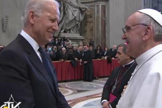 Does President Joe Biden need 'Catholic safe spaces' in order to receive Communion?