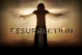 Experience the Resurrection with Mary in the new film 'Resurrection'…