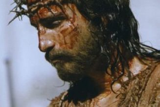"""I recently watched Mel Gibson's """"Passion of the Christ"""" again and was stunned afresh at how good it is…"""