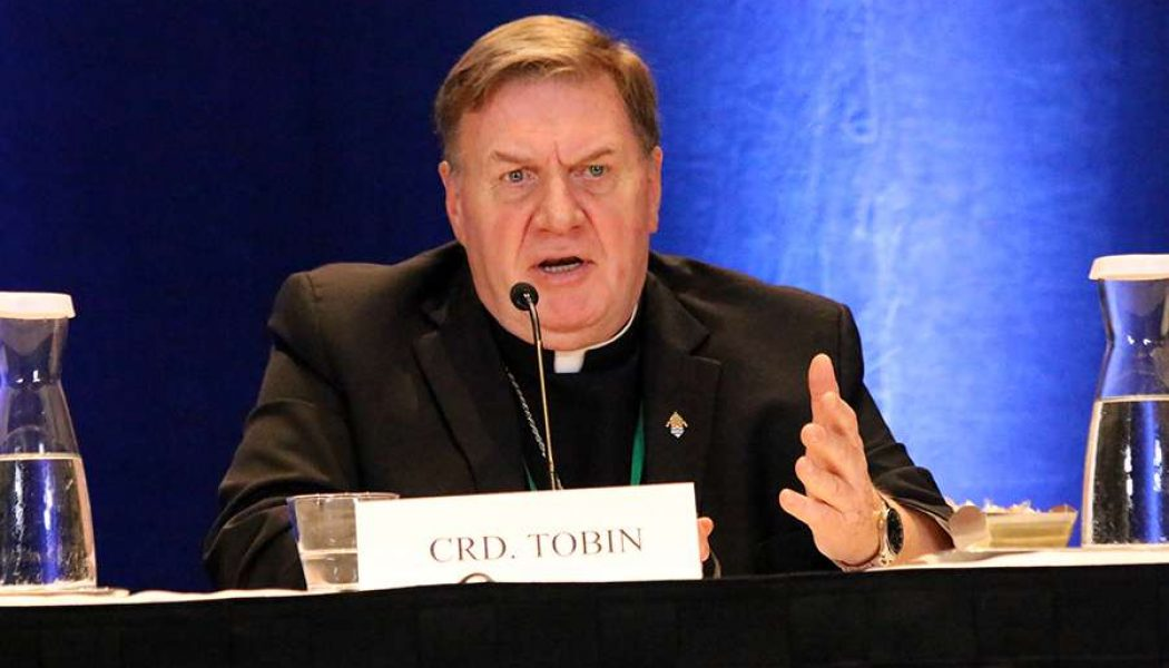 Newark's Cardinal Tobin appointed member of the Vatican's Congregation for Bishops…