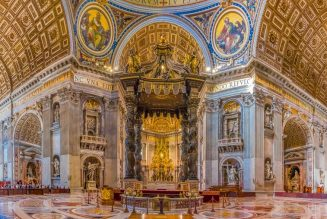Papal subordinates trigger another 'imbergoglio' with St. Peter's side-altar Mass ban…