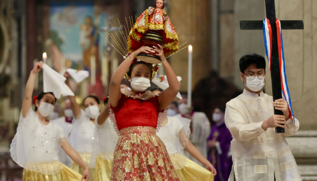 Pope Francis celebrates 500 years of 'the joy of the Gospel' in the Philippines, home of 90 million Catholics…