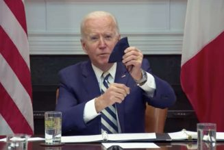 President Biden mentions Our Lady of Guadalupe, displays rosary beads, in virtual meeting with Mexican president…
