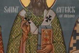 St. Patrick was the Moses of Ireland…