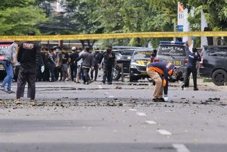 Suicide bomb hits Palm Sunday Mass in Indonesia, 20 wounded…