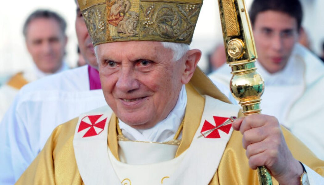 15 uplifting quotes from Benedict XVI to celebrate his 94th birthday…