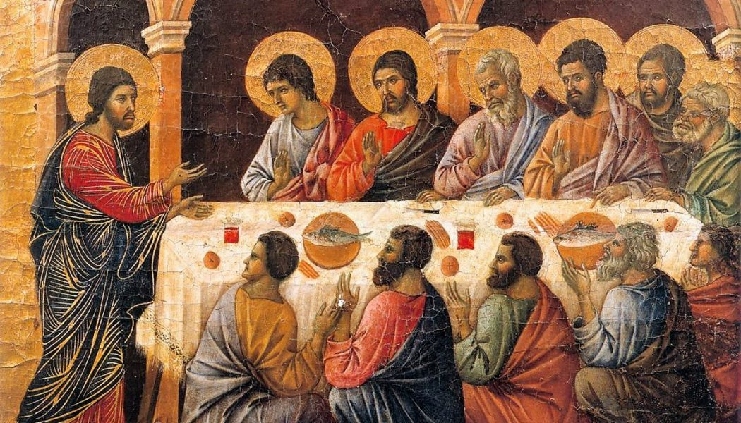 """3rd Sunday of Easter: """"You are witnesses of these things""""…"""