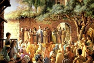 4 qualities manifested by the Apostles just after Pentecost…