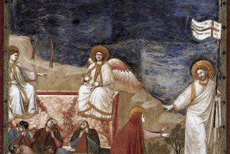 A chronology of the Resurrection appearances…