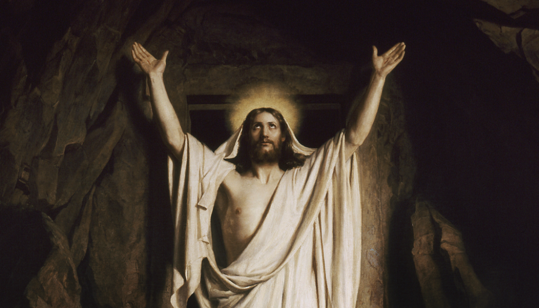 An Easter exhortation for tough times…