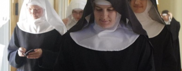 Apparently, strangers shooting at nuns in an American convent isn't news…