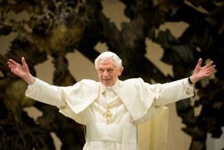 """As clouds of schism loom, Friday marks 94th birthday of Benedict XVI, """"the anchor that kept Germany rooted in Christ""""…"""