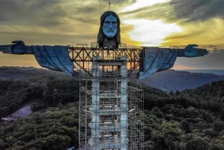 Brazil building new statue of Jesus even taller than Rio's Christ the Redeemer…