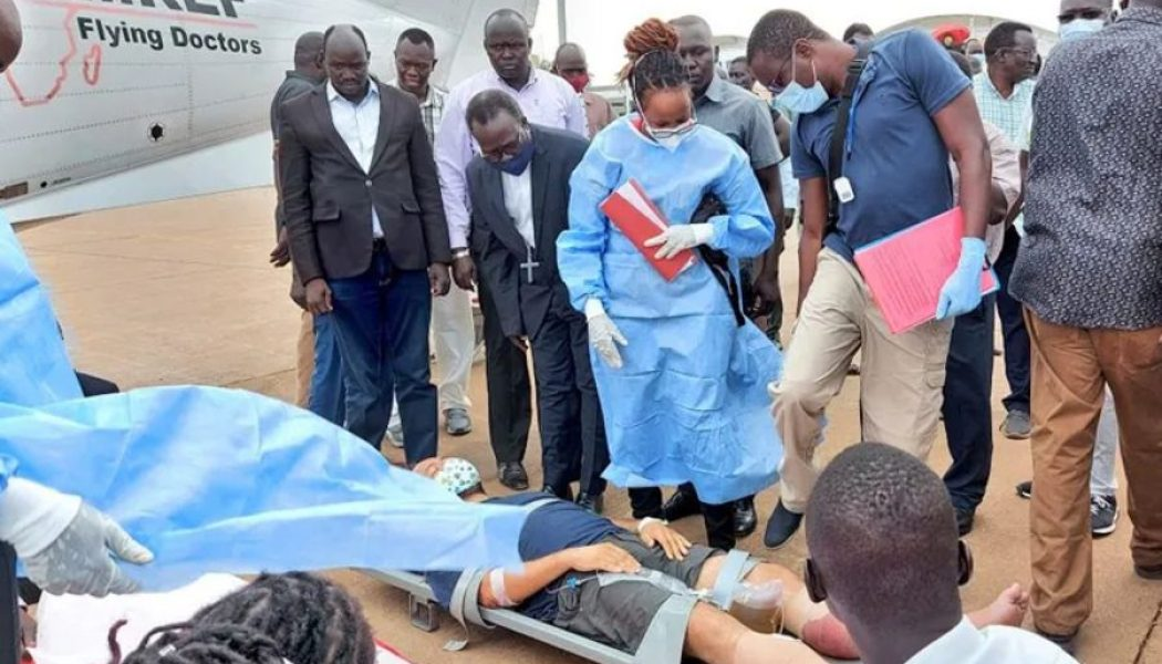 """Catholic clerics and """"prominent lay personalities"""" among 12 arrested after bishop-elect shot in South Sudan…"""