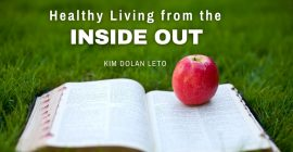 Healthy Living from the Inside Out