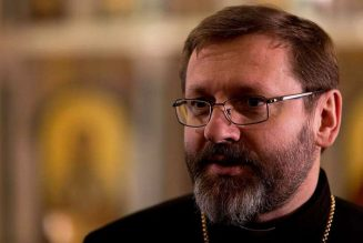 Major Archbishop: Ukrainians living in 'psychological terror' as Russian troops gather at border…