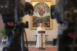 Pope Francis at Easter Monday Regina Coeli: 'Never tire of seeking the risen Christ'…