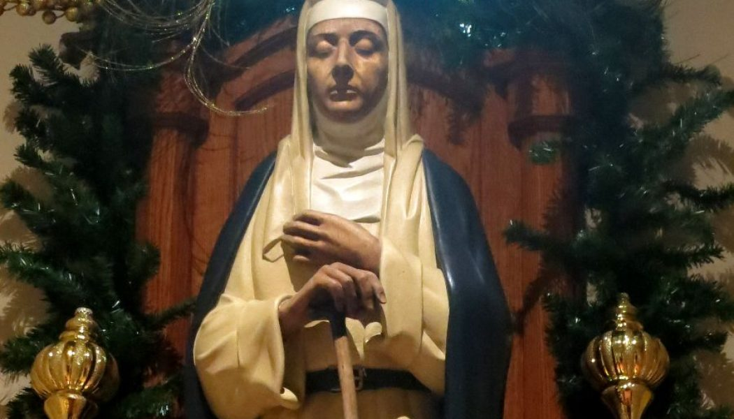 """Pope Francis declares Margaret of Castello, a blind 14th-century lay Dominican, through rarely-used """"equipollent canonization"""" process…"""