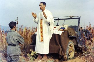 Remains of Father Emil Kapaun, Medal of Honor recipient and possible future saint, to be entombed in Wichita cathedral…