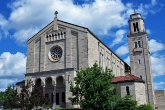 The challenge of 'small see' Catholicism…
