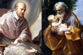 An interview with St. Francis de Sales about St. Joseph…
