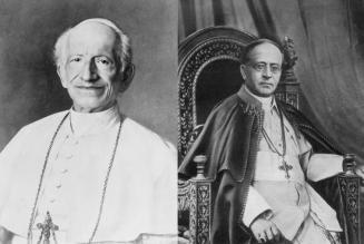 Catholic Social Doctrine linked by encyclicals Rerum Novarum and Quadragesimo Anno…