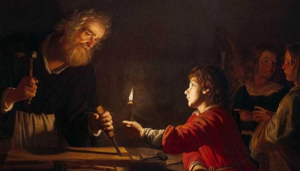 The Feast of St. Joseph the Worker was created to take the starch out of Communist May Day celebrations, and to proclaim the Christian ideal of work…