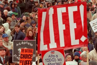 This article on anti-abortion momentum, from a pro-abortion publication, should give pro-lifers cause for hope…