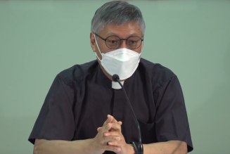 """""""This isn't about me"""": New Hong Kong bishop talks religious freedom, diocesan unity in first press conference…"""