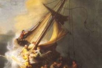 3 lessons to learn from Our Lord's peaceful nap in the middle of a storm…
