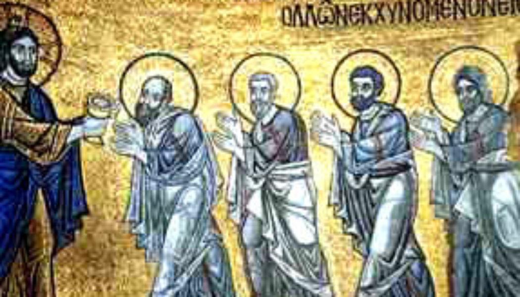 3 teachings on Corpus Christi…