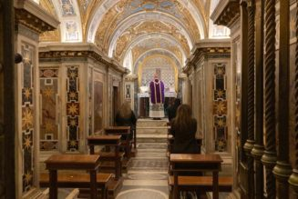 After Outcry, Vatican Eases Restrictions on Individual Masses in St. Peter's Basilica…