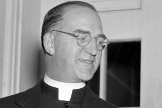 Boys Town sent 800 young men to fight in World War II, and 35 made the ultimate sacrifice. Father Flanagan was the only father they ever knew…..