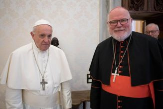 Cardinal Marx offers resignation to Pope Francis…