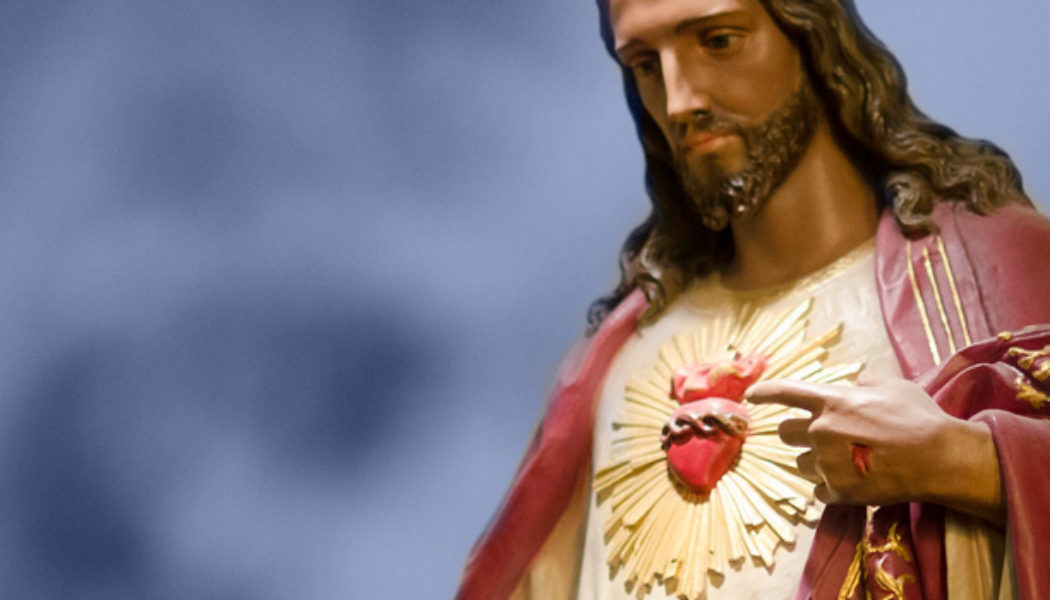 From simply sentimental to strong and sure — a consideration of devotion to the Sacred Heart…