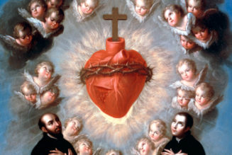 June is the month of the Sacred Heart — a perfect time for Enthronement in your home…