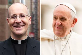 Pope sends letter expressing support for Father James Martin's controversial LGBTQ ministry…