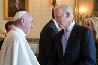 President Biden's request for meeting, morning Mass at Vatican today nixed by Pope…