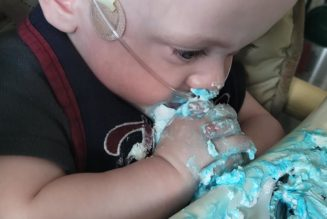 The world's most premature baby — born at 5 months, weighing 11 ounces, given 0% chance of survival — just celebrated his 1st birthday…