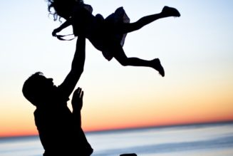 """When a father reassures his daughter and says, """"I got you,"""" she learns to face obstacles and say, """"I got this""""…"""